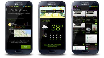 Screenshot of Neon Colors Theme CM11/AOKP
