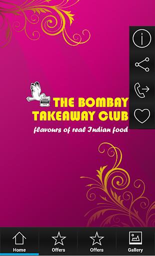 【免費生活App】The Bombay Takeaway Club-APP點子