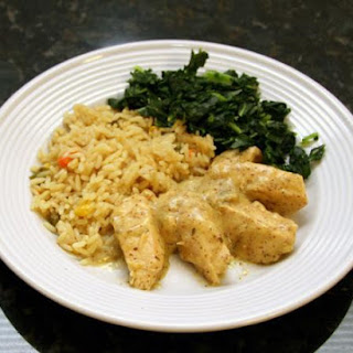 Crockpot Chicken with Dijon Mustard