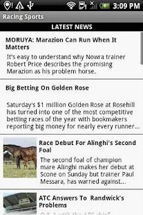 Racing Sports- screenshot thumbnail