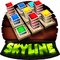 Reiner Knizia's Skyline Free icon