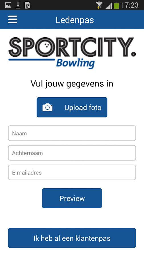 SportCity Bowling - screenshot