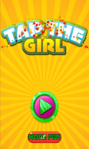 Tap the Girl Mini Game