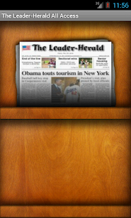 The Leader-Herald All Access - screenshot thumbnail