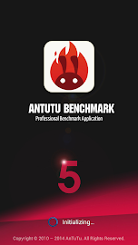 AnTuTu Benchmark Screenshot 1