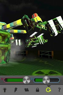 Funfair Ride Simulator: Techno - screenshot thumbnail