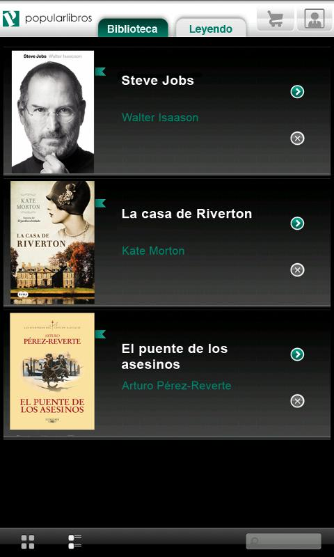 eBooks Popularebooks.com - screenshot