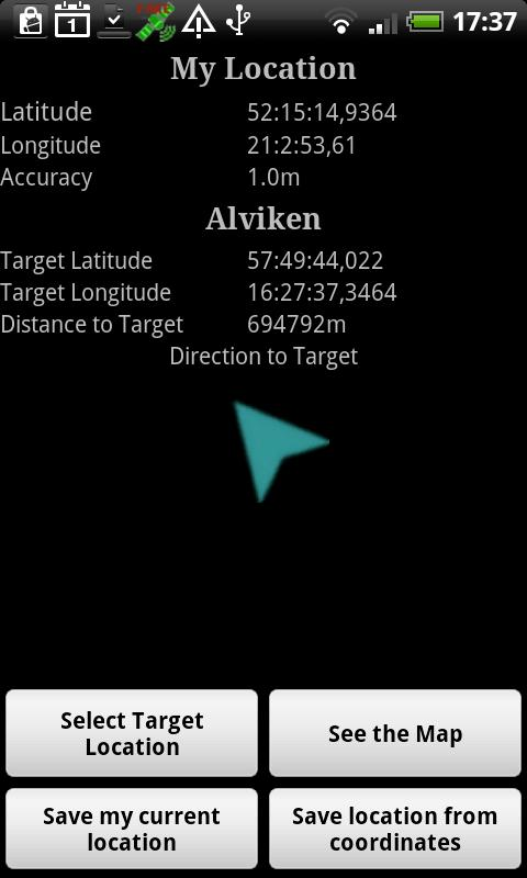 GPS Offline Utility Premium - screenshot