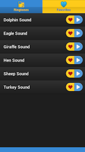 Animal Sounds Animal RingTones - screenshot thumbnail