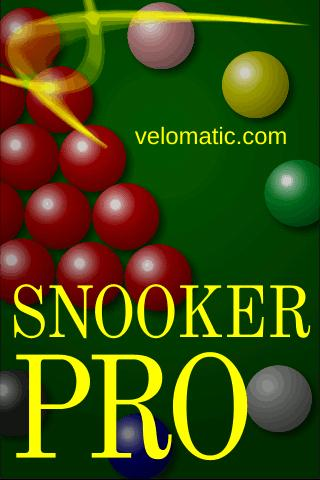 Snooker Pro- screenshot