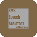 SMS Speech Assistant logo