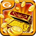 Coin Drop AQUA Dozer Games icon