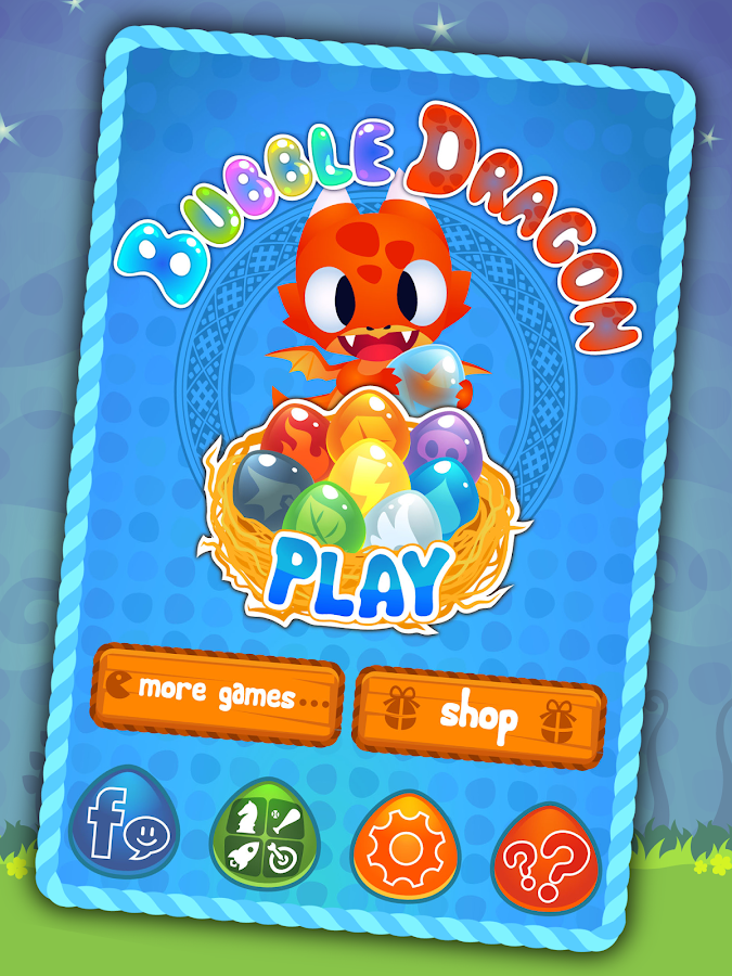 Bubble Dragon - Shooter Game - screenshot