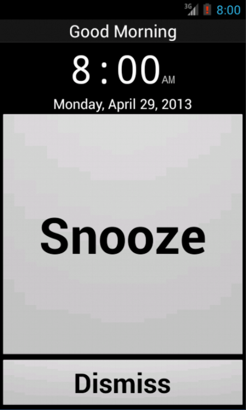 Alarm Plus Reminder- screenshot