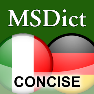 Free Apk android  Dictionary Italian<>German 4.3.103  free updated on