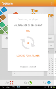 The Square Multiplayer Puzzle - screenshot thumbnail