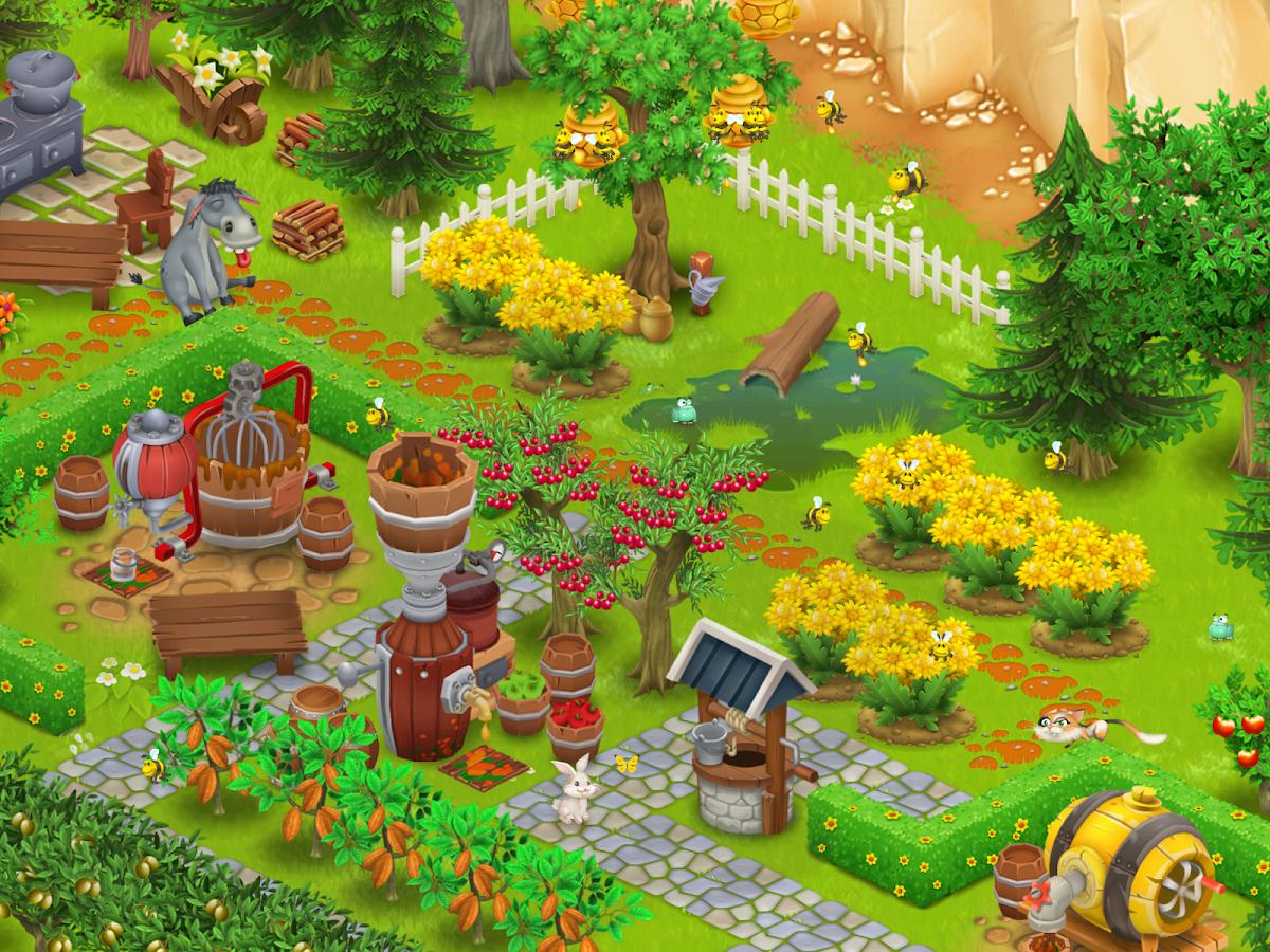 Home Design Game Neighbors Hay Day Screenshot