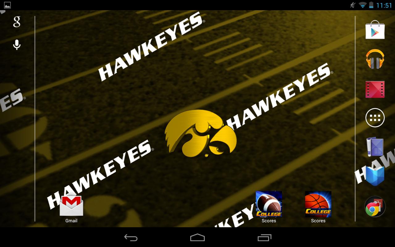 Iowa Hawkeyes Live Wallpaper Android Reviews At Android