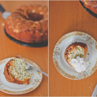 Almond-Poppy Seed Cake Recipe