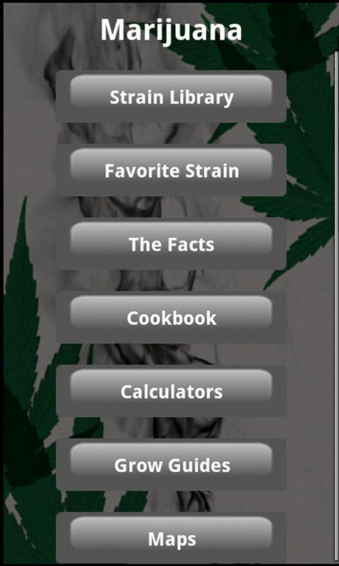 Marijuana Handbook- Weed Guide - screenshot