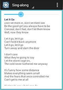 Let It Go Karaoke