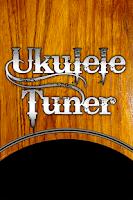 Screenshot of Free Ukulele Tuner