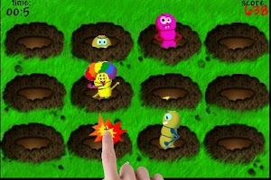 Screenshot of Stupid Worms killer