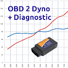 OBD 2 Dyno + Diagnostic icon