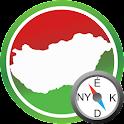 HuMap - EU Offline Maps icon