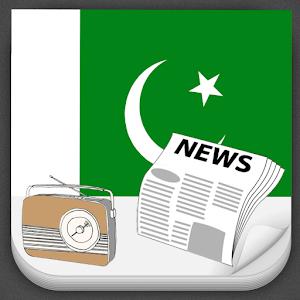 Pakistani Radio and Newspaper LOGO-APP點子