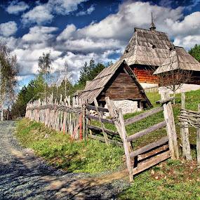 Sirogojno by Stojiljkovic  Zoran - Buildings & Architecture Public & Historical