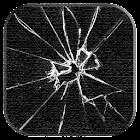 割れた画面ライブ壁紙 icon