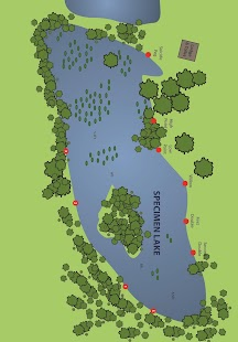 carp lake maps - Carp Fishing- screenshot thumbnail