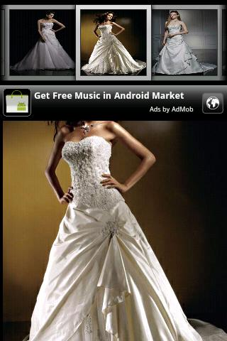 Bridal Gowns Idea Book - screenshot