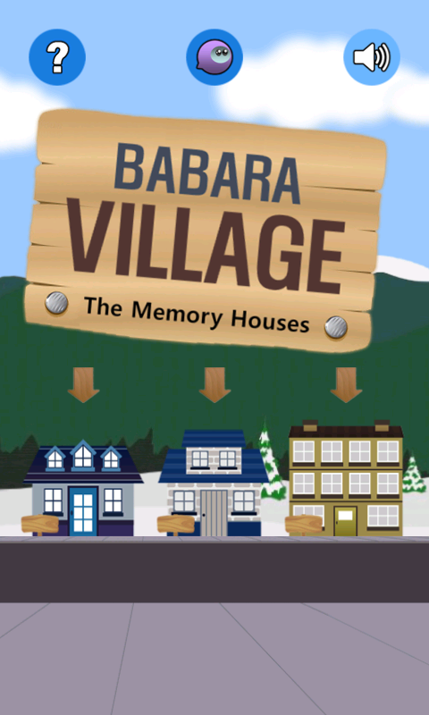 Babara Village - Memory Houses- screenshot