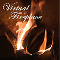 Virtual Fireplace LWP icon