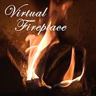 Virtual Fireplace LWP icon