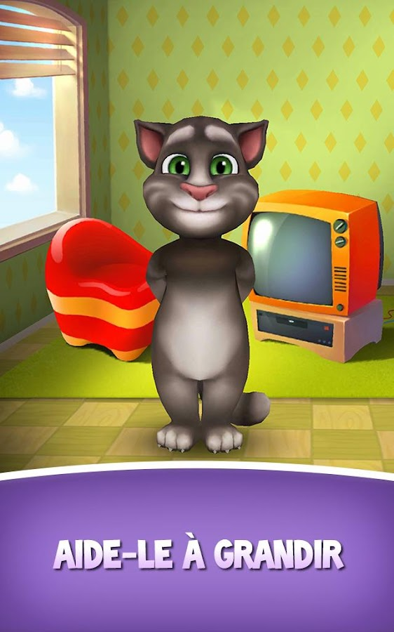 Mon Talking Tom Applications Android Sur Google Play