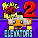 Monkey GO Happy Elevators 2 icon