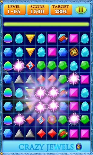 瘋狂寶石比賽 - Crazy Jewels