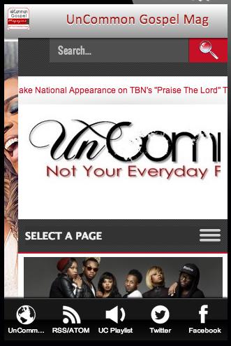 UnCommon Gospel Mag
