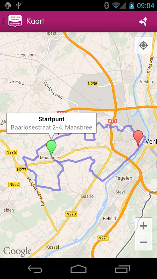 Lust for Limburg- screenshot