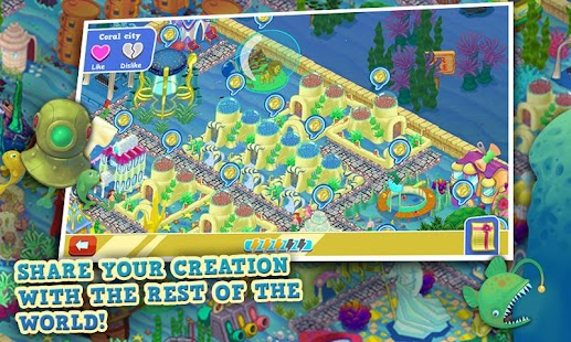 Aqua City: Fish Empires- screenshot thumbnail