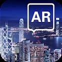 Discover Hong Kong‧AR logo