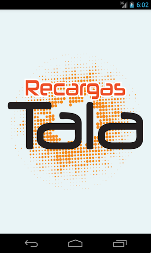 Recargas Tala