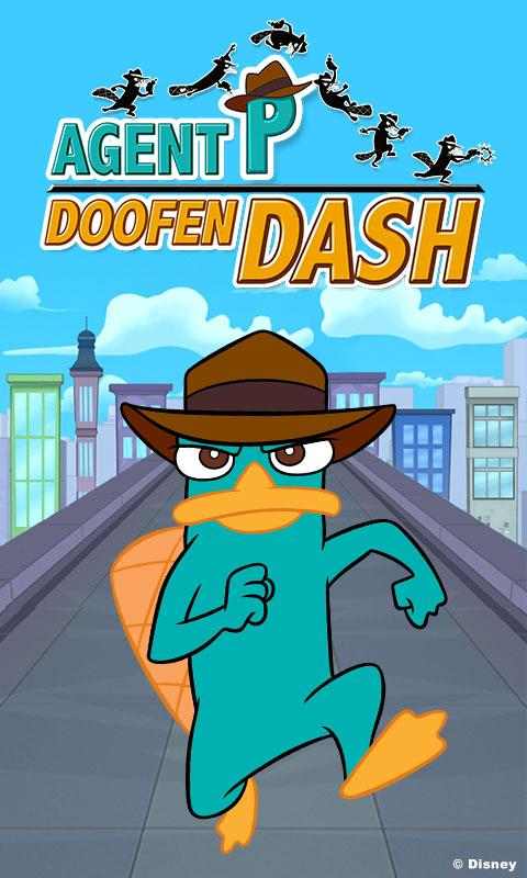 Agent P DoofenDash - screenshot