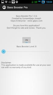玩音樂App|BASS BOOSTER PRO免費|APP試玩