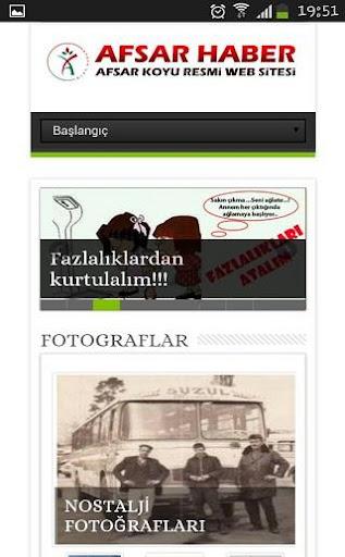 【免費新聞App】Afşar Haber Android Uygulaması-APP點子