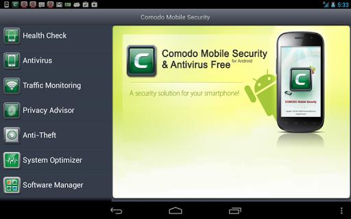 Comodo Security & Antivirus