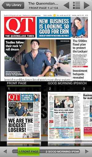 The Queensland Times QT